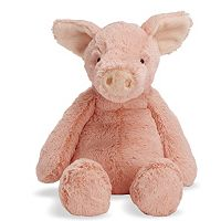 Lovelies Large Piper Pig by Manhattan Toy