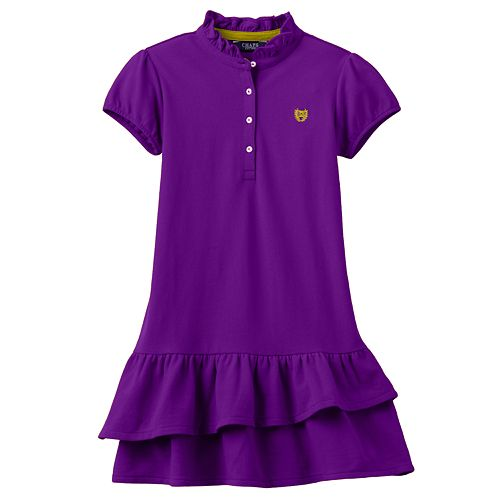 90e728d8 Toddler Girl Chaps Pique Polo Dress