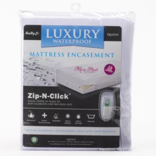 Healthy Z'zz Luxury Waterproof Deep-Pocket Mattress Protector