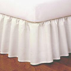 'Good News' Wrap-Around Ruffled Bed Skirt