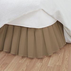 """""""Good News"""" Wrap-Around Ruffled Bed Skirt"""