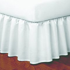 'Good News' Wrap-Around Ruffled Bed Skirt