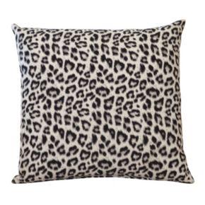 M. Kennedy Home Kalahari Leopard Throw Pillow