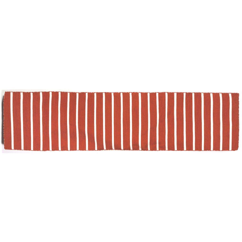 Trans Ocean Imports Liora Manne Sorrento Pinstripe Reversible Indoor Outdoor Rug