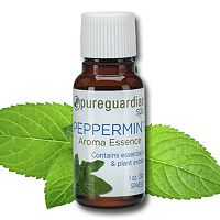 pureguardian spa 1-ounce Peppermint Aroma Essence Diffuser Oil