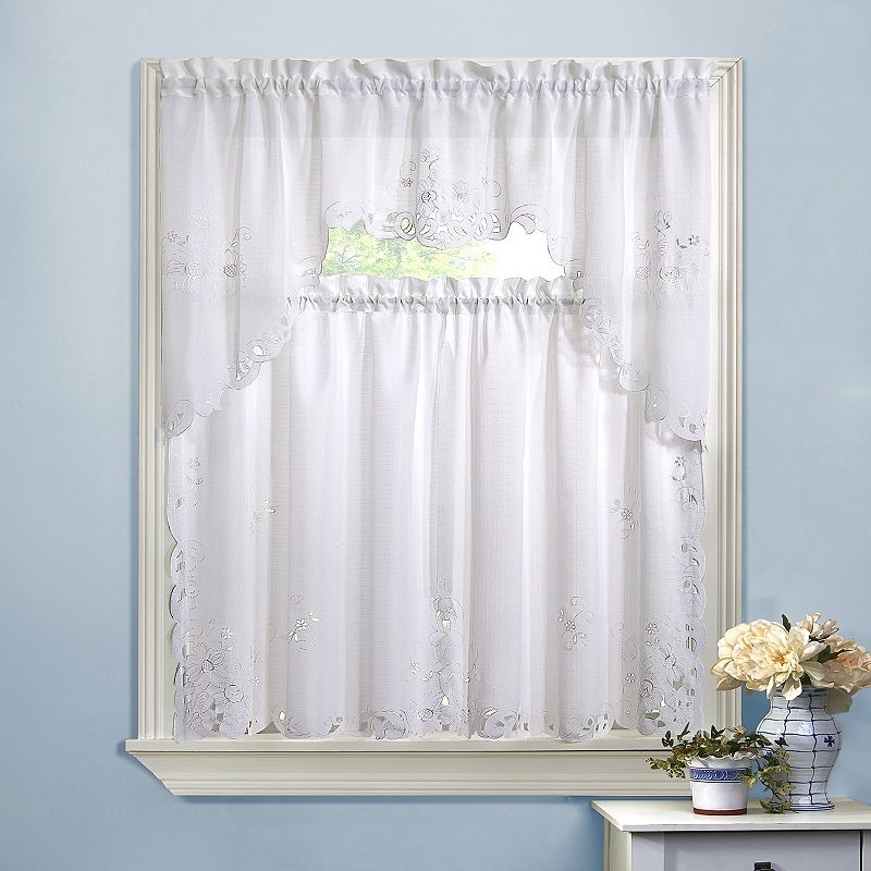 3 Piece Curtain Set Kohl S