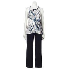 Women's Apt. 9® Pajamas: Tank & Pants Pajama Set