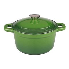 BergHOFF Neo 3-qt. Cast Iron Covered Stockpot