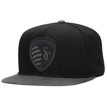 Adult adidas Sporting Kansas City Structured Adjustable Cap