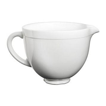 KitchenAid 5-qt. Ceramic Stand Mixer Bowl