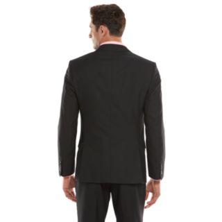 Men's Savile Row Modern-Fit Black Suit Jacket
