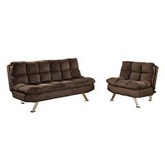 Venetian Worldwide 2-piece Cocoa Beach Futon Set