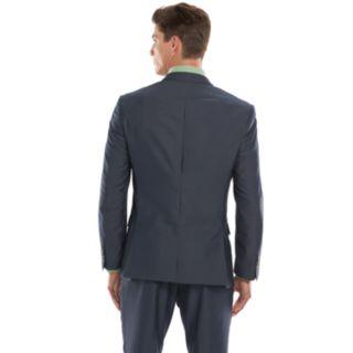 Men's Savile Row Modern-Fit Blue Suit Jacket