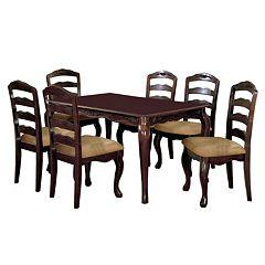 Venetian Worldwide Townsville 7-piece Dining Set