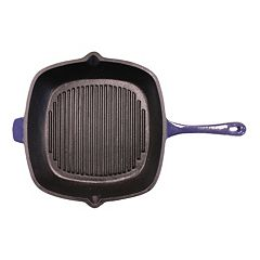 BergHOFF Neo 11-in. Square Cast Iron Grill Pan