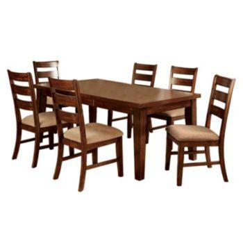 Venetian Worldwide Priscilla 7-piece Dining Set