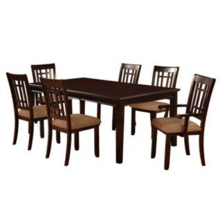Venetian Worldwide Central Park 7-piece Dining Set