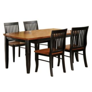 Venetian Worldwide Earlham 5-piece Dining Set