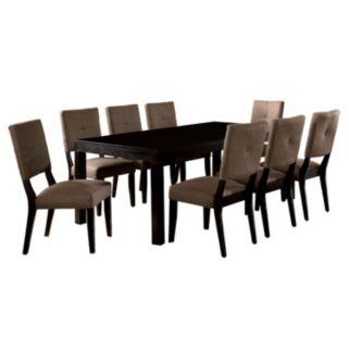 Venetian Worldwide Bayside II 9-piece Dining Set