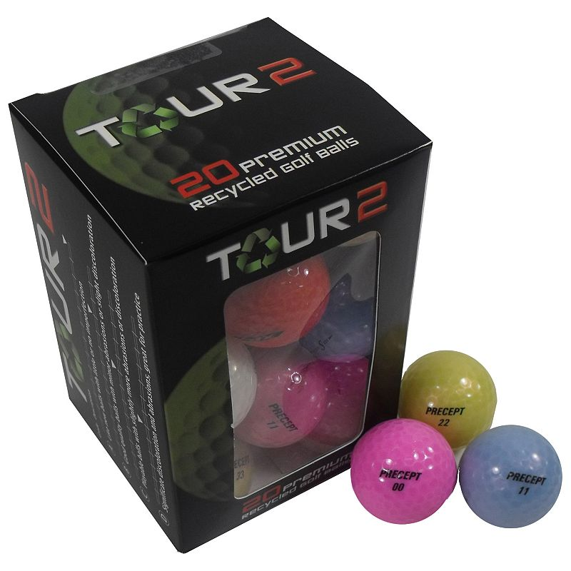 Nitro 20-pk Recycled Precept Golf Balls - Women's