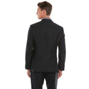 Men's Savile Row Modern-Fit Black Tuxedo Jacket