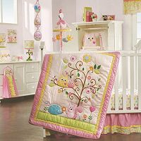 Lambs & Ivy Dena Happi Tree 8-pc. Crib Bedding Set