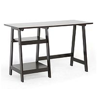 Baxton Studio Mott Modern Wood Desk