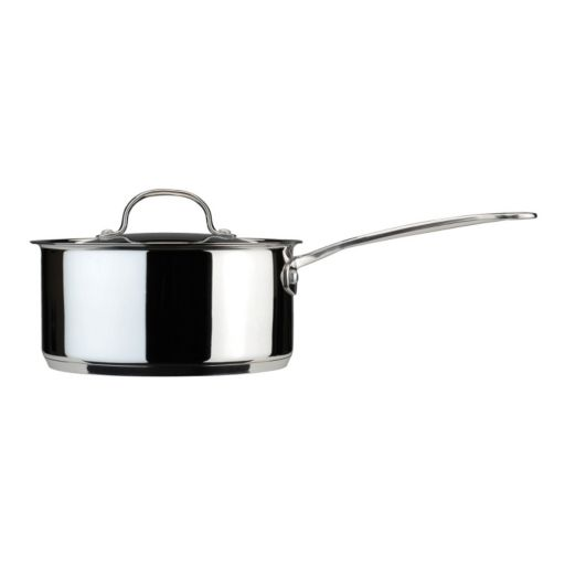 BergHOFF Hotel Premium Stainless Steel 1.5-qt. Saucepan