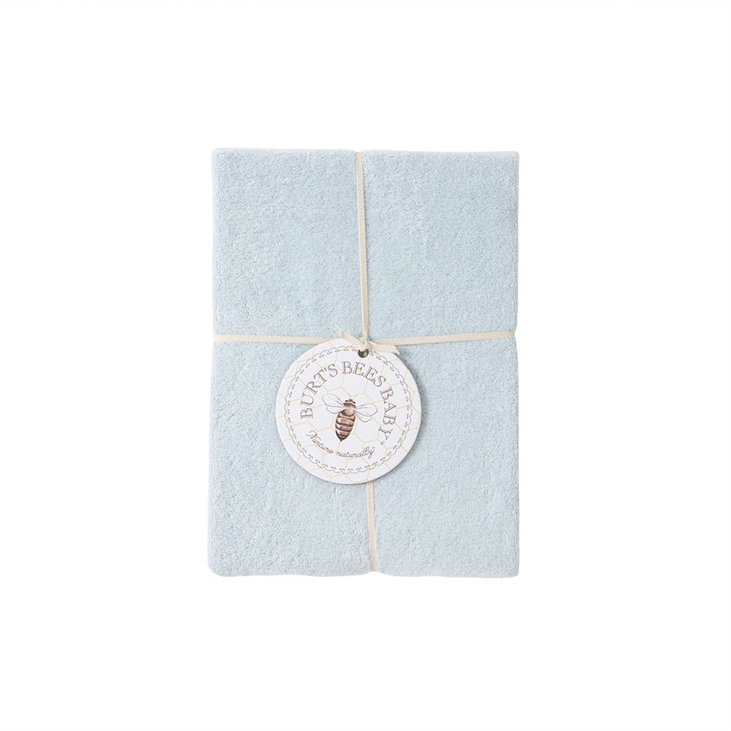 Burt's Bees Baby Knit Organic Terry Changing Pad Cover