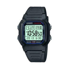 Casio Men's Classic Digital Chronograph Watch - W800H-1AV