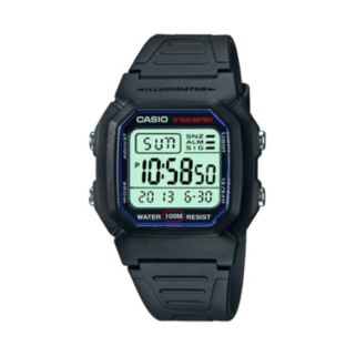 Casio Men's Classic Digital Chronograph Watch - W800H-1AV