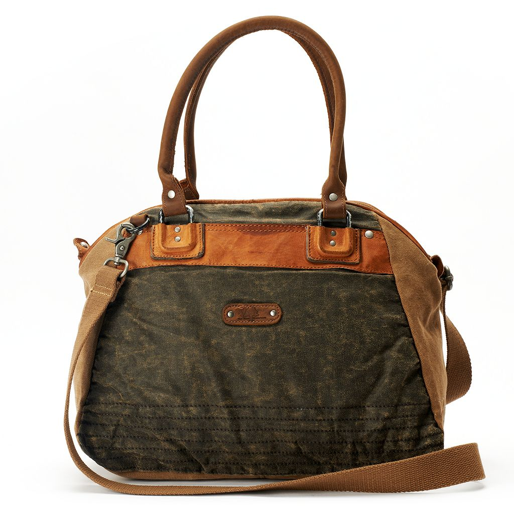 The Same Direction Tapa Leather Convertible Tote