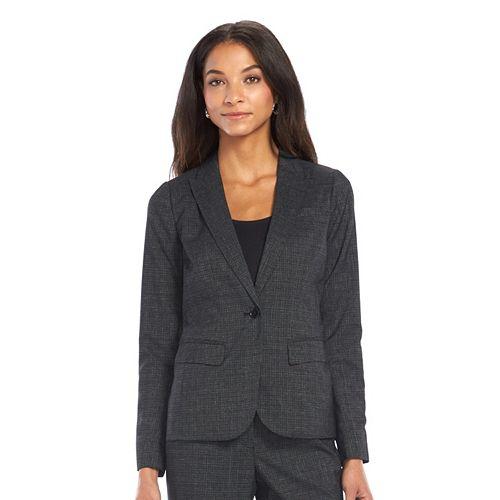 Women's Apt. 9® Solid Career Blazer