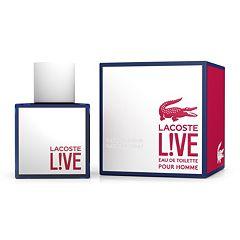 Lacoste Live Men's Cologne - Eau de Toilette