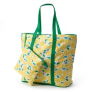 Tri-Coastal Design Citrus Splash Beach Bag