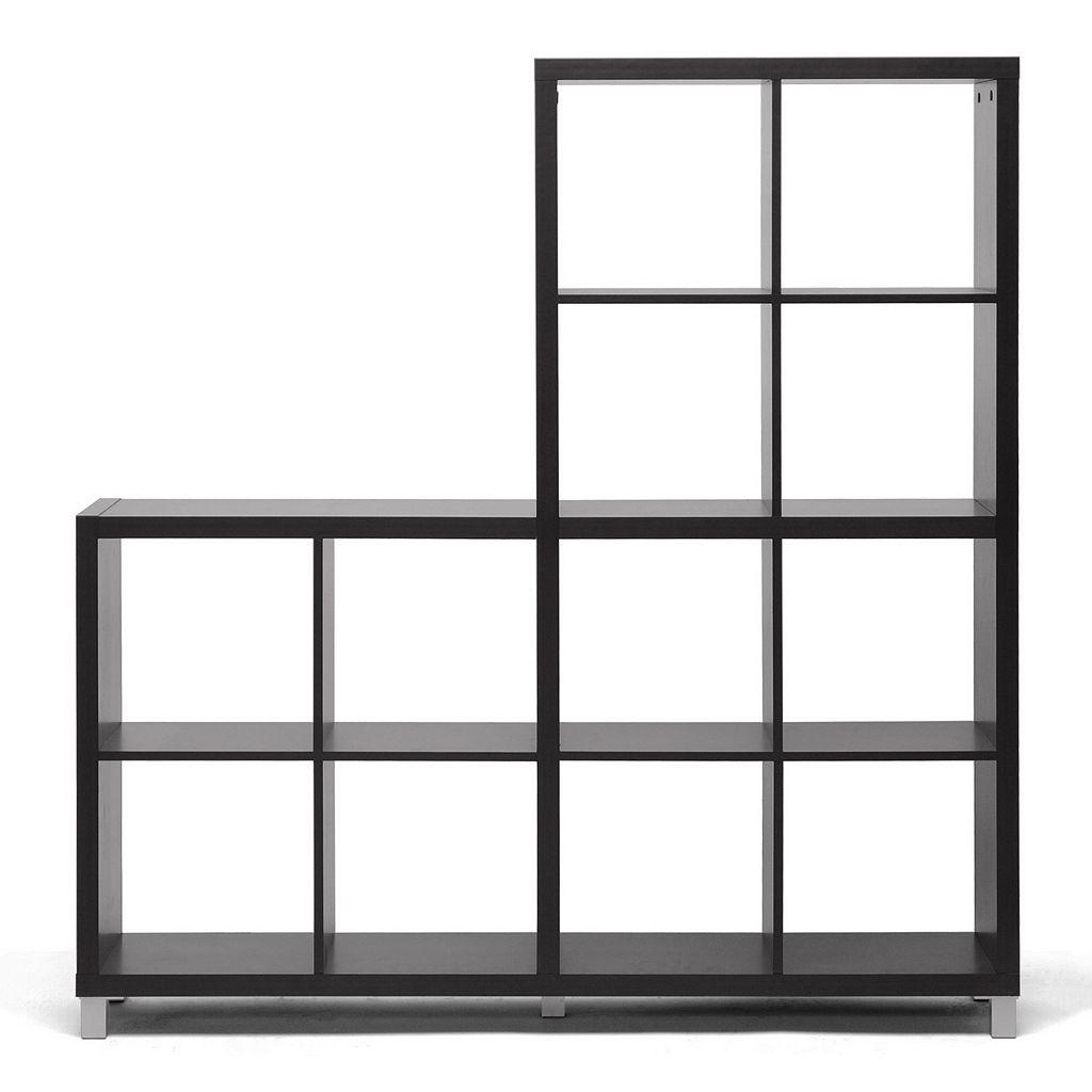 Baxton Studio Sunna Modern Cube Shelving Unit