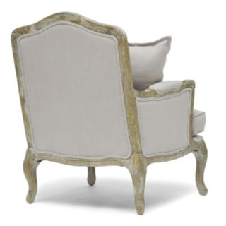 Baxton Studio Constanza French Arm Chair