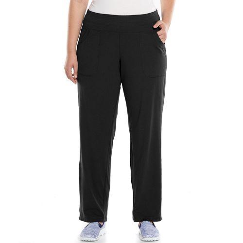 Plus Size Tek Gear® Wide-Leg Lounge Pants