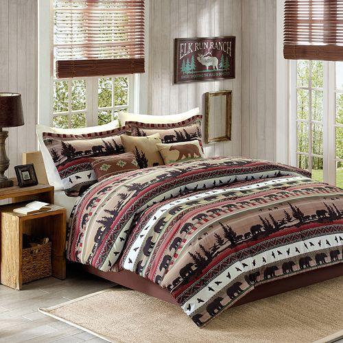 Mckinny 7 Pc Comforter Set