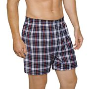 Men's Fruit of the Loom Signature 5-pack Relaxed-Fit Boxers
