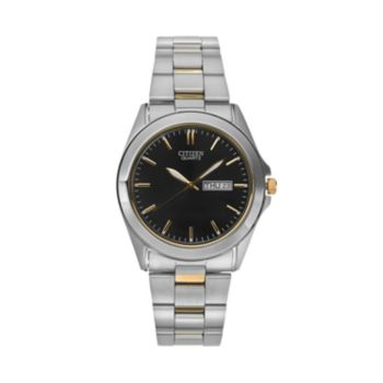 Citizen Men's Two Tone Stainless Steel Watch - BF0584-56E