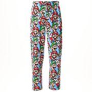Super Mario Bros. Luigi Lounge Pants - Men