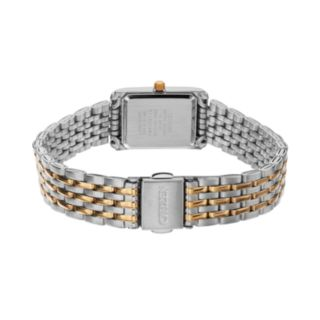 Citizen Women's Two Tone Stainless Steel Watch - EJ5854-56A