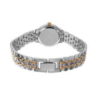 Citizen Women's Two Tone Stainless Steel Watch - EJ6044-51P