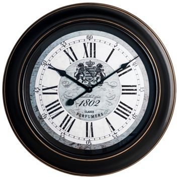 1802 Perfumers Antique Wall Clock
