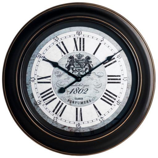 1802 Perfumers Antique Wall Clock