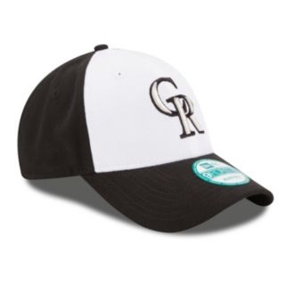 Youth New Era Colorado Rockies The League 9FORTY Adjustable Cap
