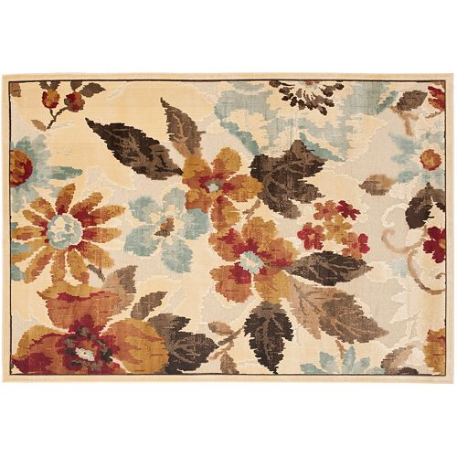 Safavieh Paradise Painted Floral Rug