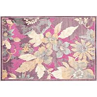 Safavieh Paradise Painted Floral Rug
