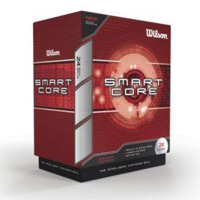 Wilson 24-pk. Smart Core Golf Balls